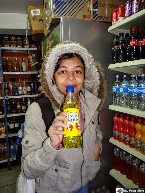 Inca Kola - o refrigerante peruano