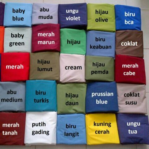 bahan sprei waterproof