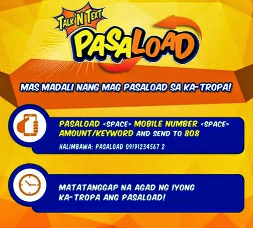 talkntext pasaload code