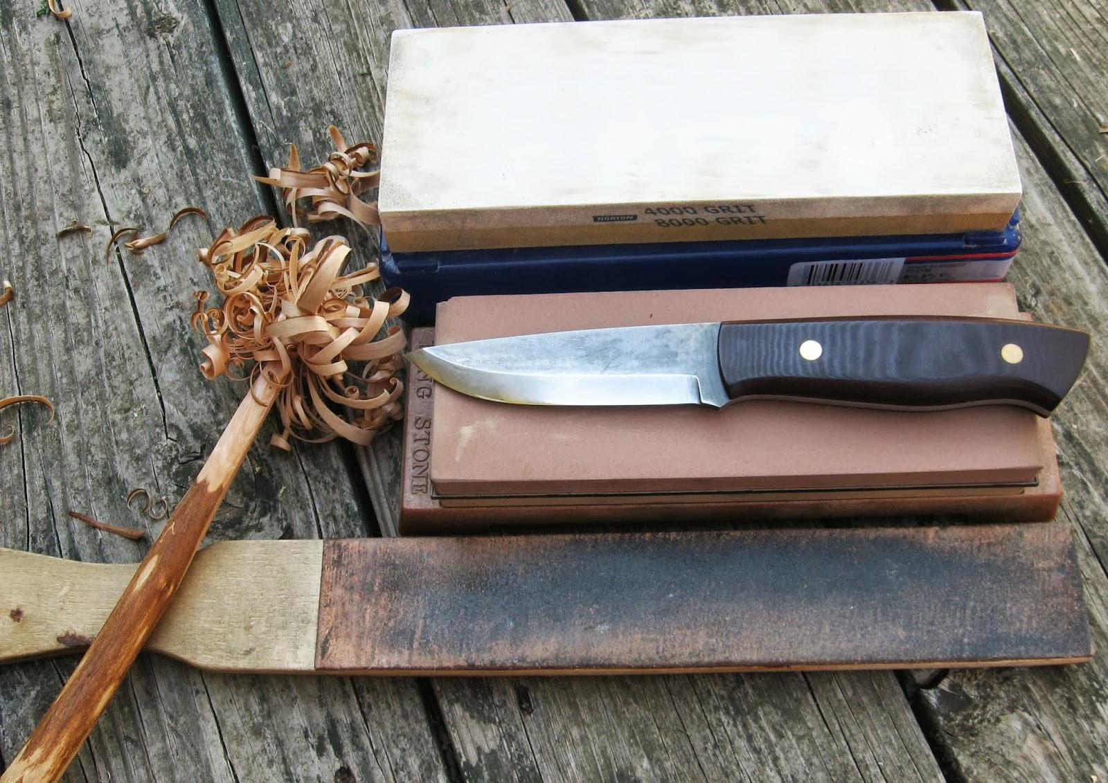 Blueridge Survival Bushcraft Survival Knife Sharpening System