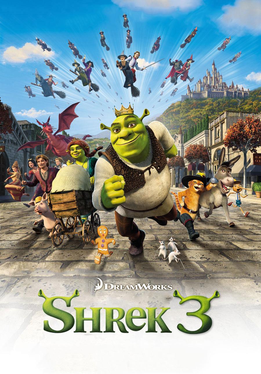 Filme | Shrek Terceiro(1080p/dual)