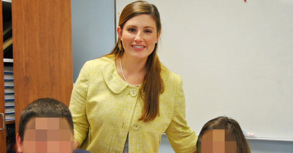TEACHER FIRED FOR TEACHING students TO PERFORM SEX
