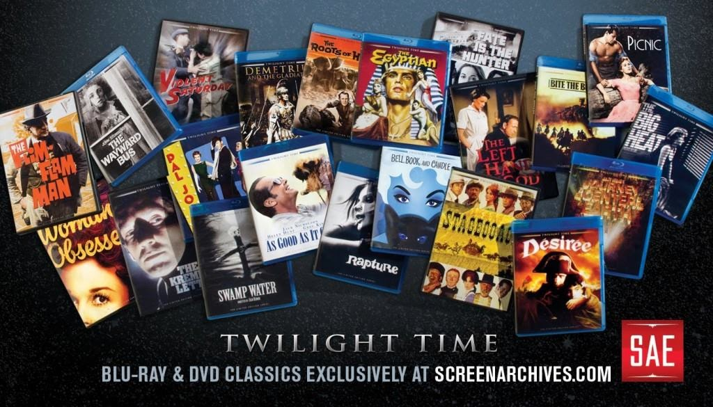 The Movie Sleuth: Article: Why Twilight Time Releases Are