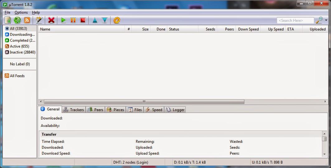 юторрент, программа для скачивания торрентом,utorrent