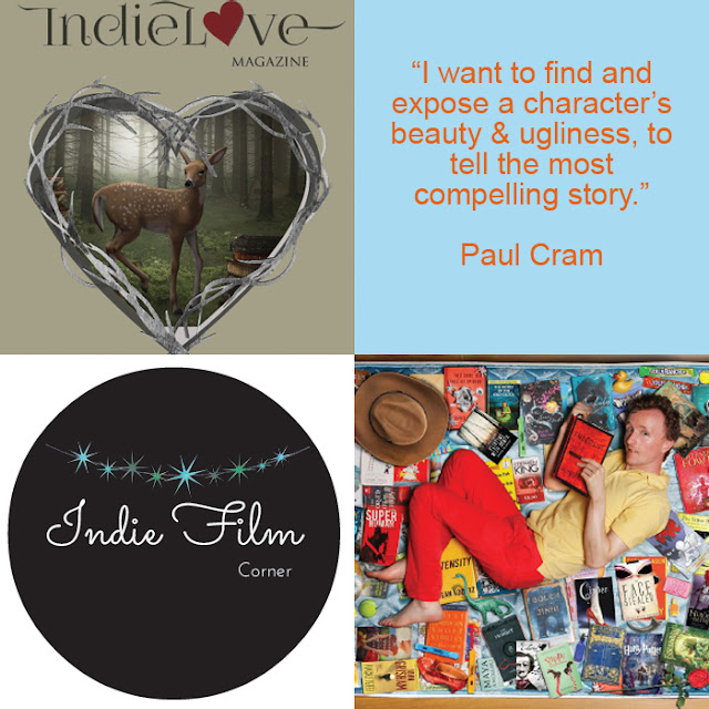 Paul Cram Quote in Indie Love Magazine