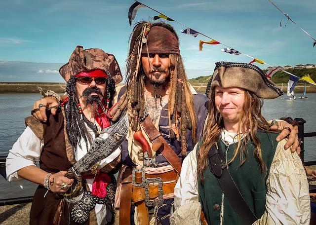 Photo of Maryport pirates
