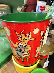 Kitschy Vintage Kid Stuff