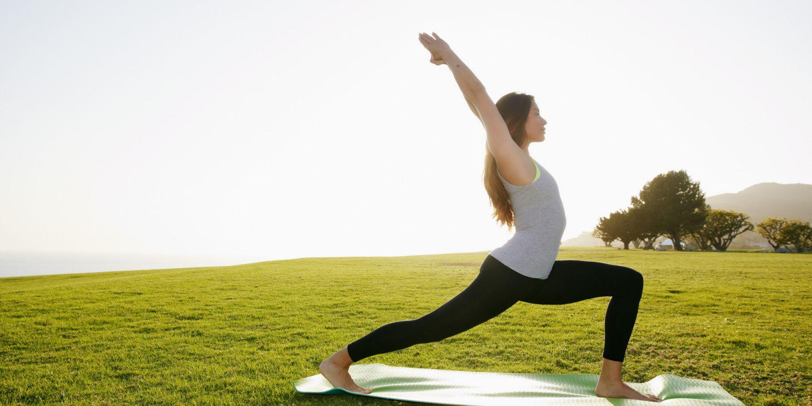 Giữ dáng chuẩn với bốn ứng dụng thể dục hữu ích