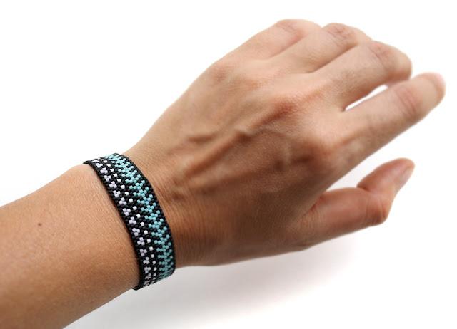 интересные браслеты handmade купить в интернет магазине изделий из бисера россия