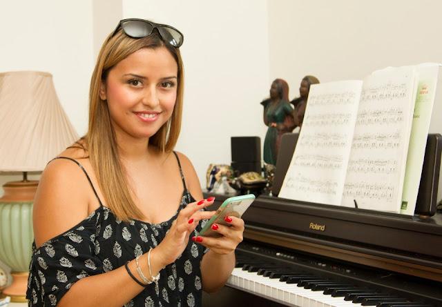 Sophia Pedraza dedica deixou seu trabalho de professora para dedicar-se as aventuras de Pokémon GO
