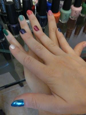 vernis à ongles O.P.I