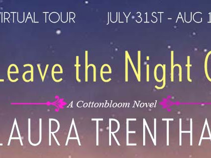 Leave the Night On by Laura Trentham Review