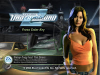 Kode Cheat Need For Speed Underground 2