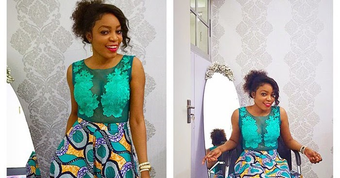 Pictures of The Latest Plain & Pattern Ankara Styles Gown Styles in 2017