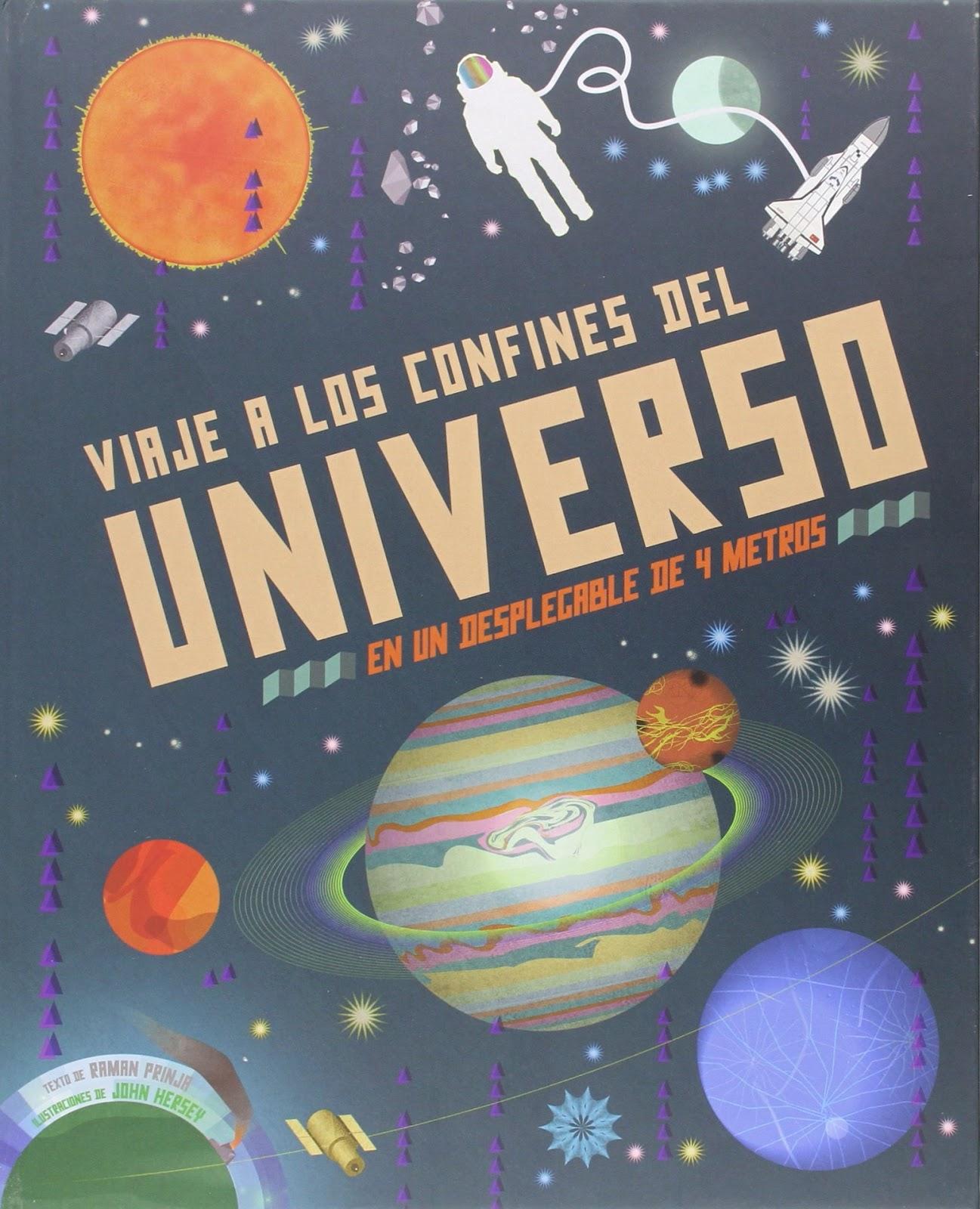 libros para ninos del universo