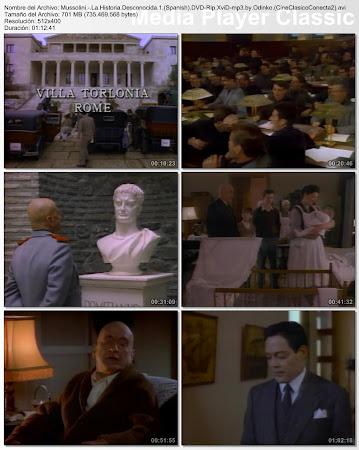 Imagenes del capitulo: Mussolini: la historia desconocida (TV) | 1985