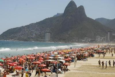 Guarda Municipal do Rio de Janeiro (RJ) vai atuar contra os arrastões nas praias