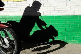 Motocicleta é furtada no bairro Santa Luzia