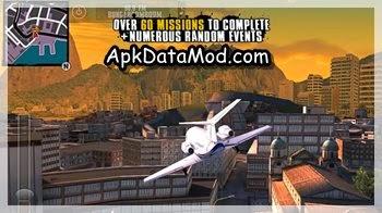 Gangstar Rio City of Saints planes event