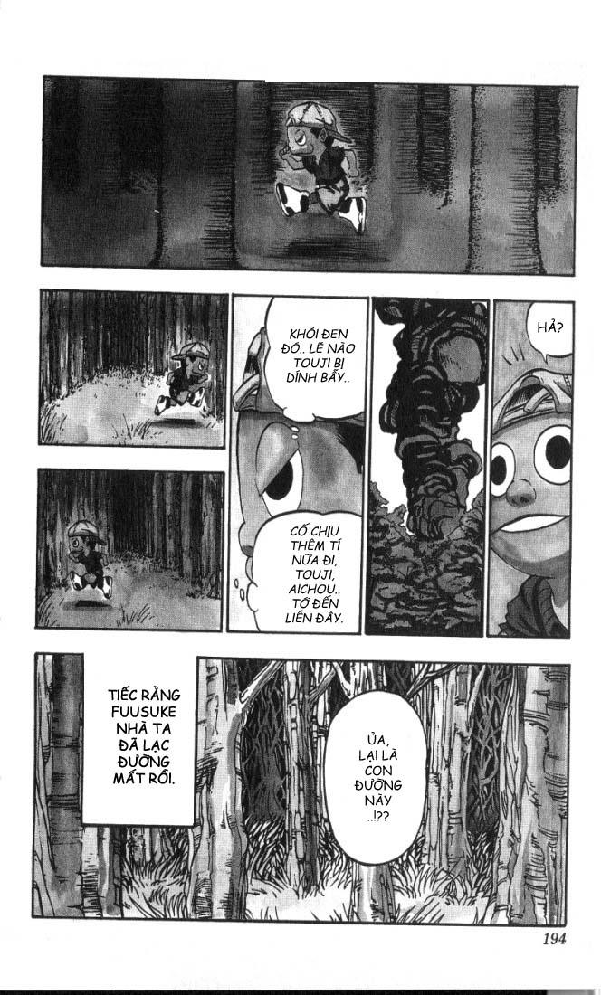 NINKU vol 18 trang 8