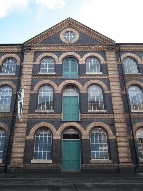 English Buildings Kidderminster Worcestershire