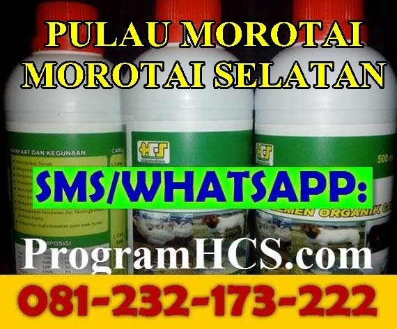 Jual SOC HCS Pulau Morotai Morotai Selatan