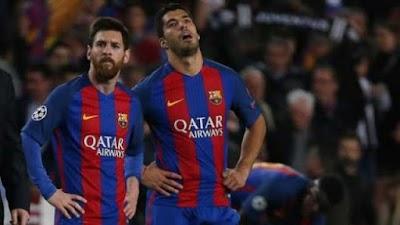 Barcelona harus Menelan Kekalahan dari Real Madrid di Kandang Sendiri