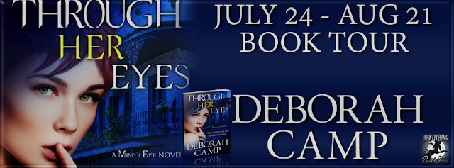 Interview & Giveaway with Deborah Camp