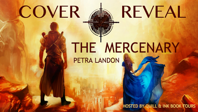 Cover reveal, The Mercenary, Petra Landon, War Chronicles, Featured Title