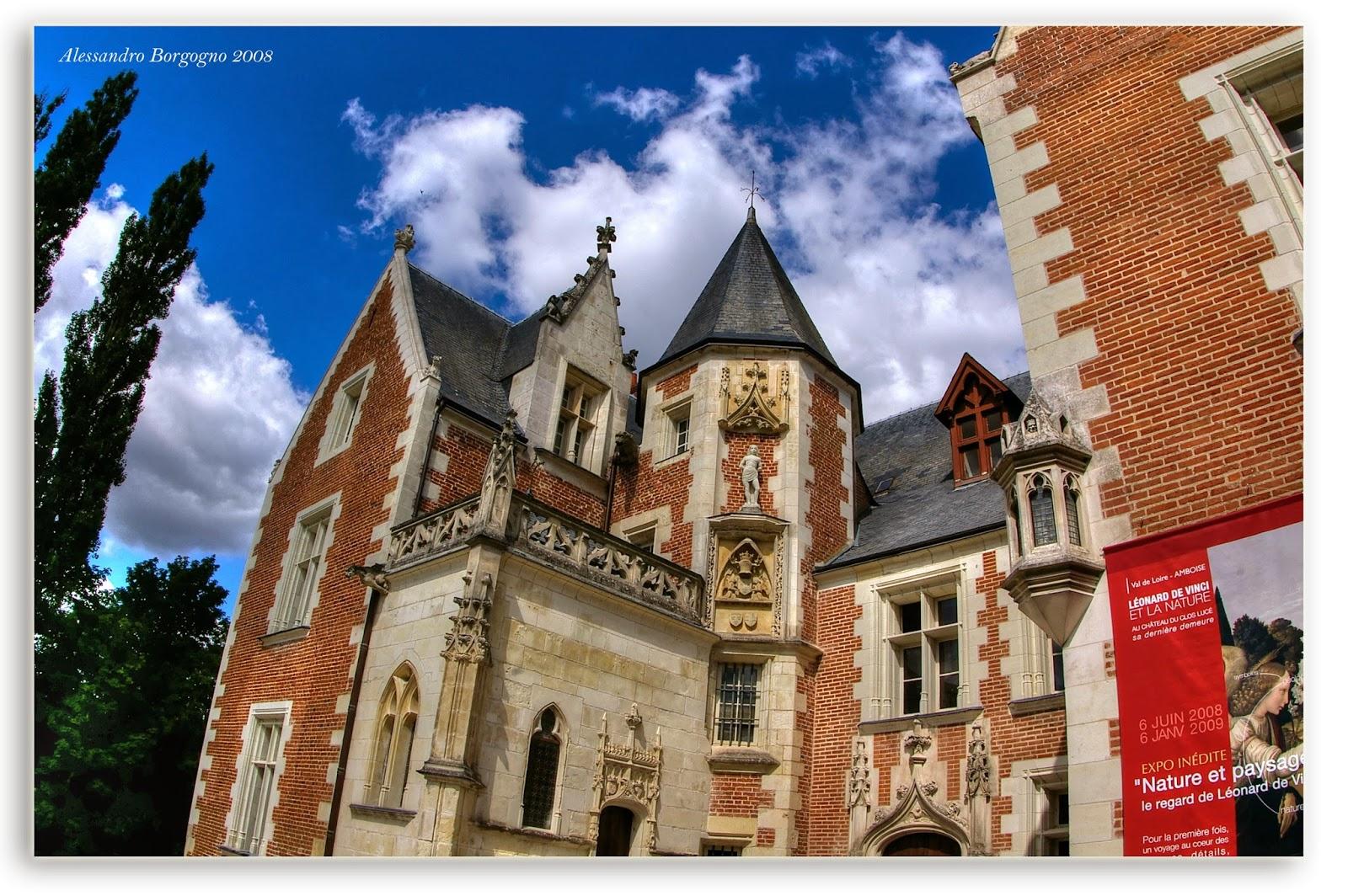 Le Cloux-Lucè - Amboise