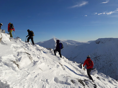 Glencoe winter skills