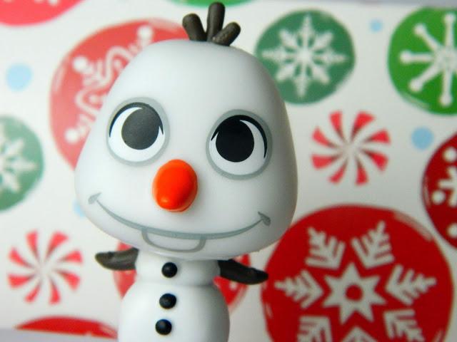 Mystery Mini Funko Olaf Frozen Disney