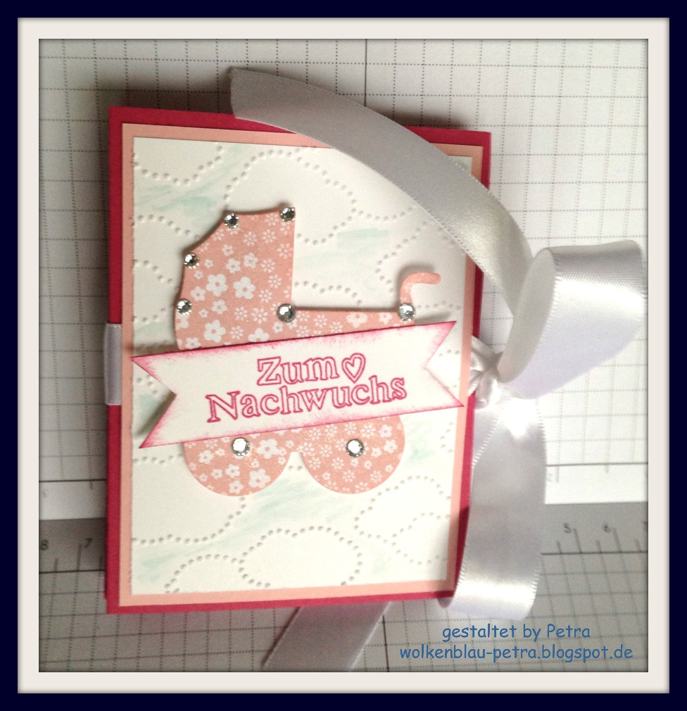 Karte Zur Geburt Eines Mädchens Babykarte Geschenke