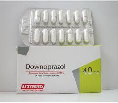 سعر ودواعى إستعمال دواء داونوبرازول Downoprazol كبسولات لعلاج الحموضة