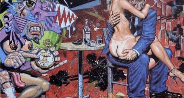 Hoy en la historia Hip Hop: Boogie Down Productions lanzo su album 'SEX AND VIOLENCE' hace 27 años