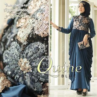 Ayyanameena Quine - Blue