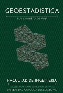 Geoestadistica - planeamiento de mina - geolibrospdf