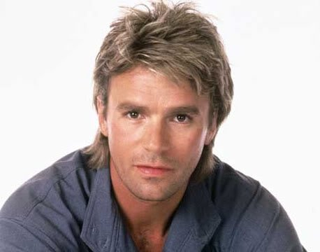 Mullet Hairstyles For Men - blondelacquer
