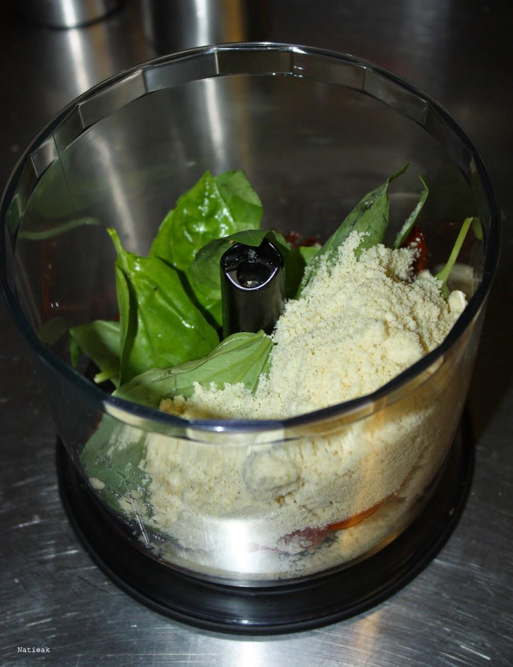 Pesto vegan: la préparation parfaite pour l'apéro