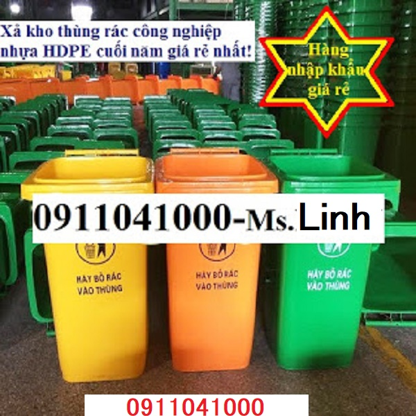 Diễn đàn rao vặt tổng hợp: Thùng rác nhựa công cộng phân phối toàn quốc giá cạnh 1.q
