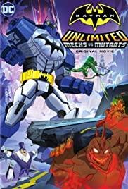 Batman pa kufi Heronjtë mekanikë kundër Mutantevë Dubluar ne shqip