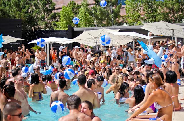 Quais são as melhores Pool Parties de Miami ?