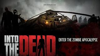 تحميل لعبة 2017 into the dead برابط مباشر للأندرويد
