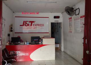 Alamat agen J&T express di Bekasi.
