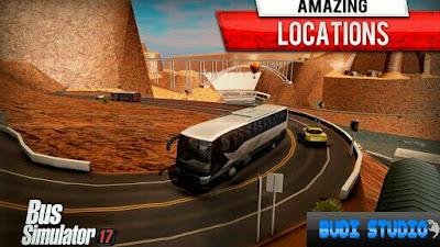 Simulator Bus 2017 MOD Apk