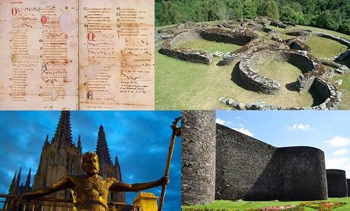 Galiçya'nın Eski Devletinin Büyüleyici Gizemleri