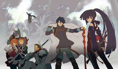 Log Horizon S1 Batch Sub Indo