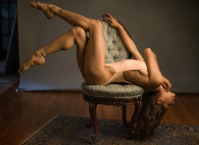 Misty Nude Russian 3
