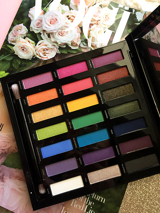 Urban Decay Full Spectrum Palette, Full Spectrum Palette, UD Full Spectrum Palette