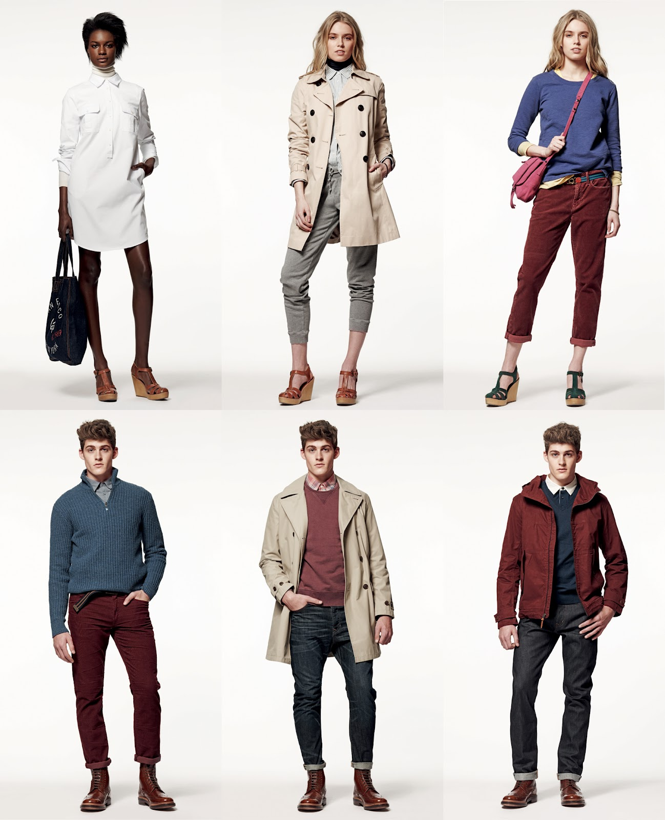 Watch Gap Fall 2012 Fashion Collection video